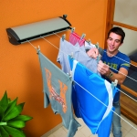 Hills Compact Retractable Clothesline -Premium Range