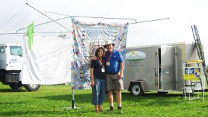 Gary and Gayle Sutterlin, Owners of Breeze Dryer