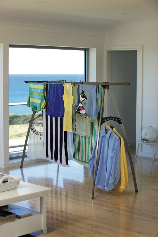 Hills Offers Drying Rack Solutions For Every Living Space