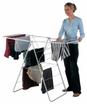 5-Pack A-Frame Clothes Airer
