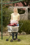 Panache Laundry Trolley